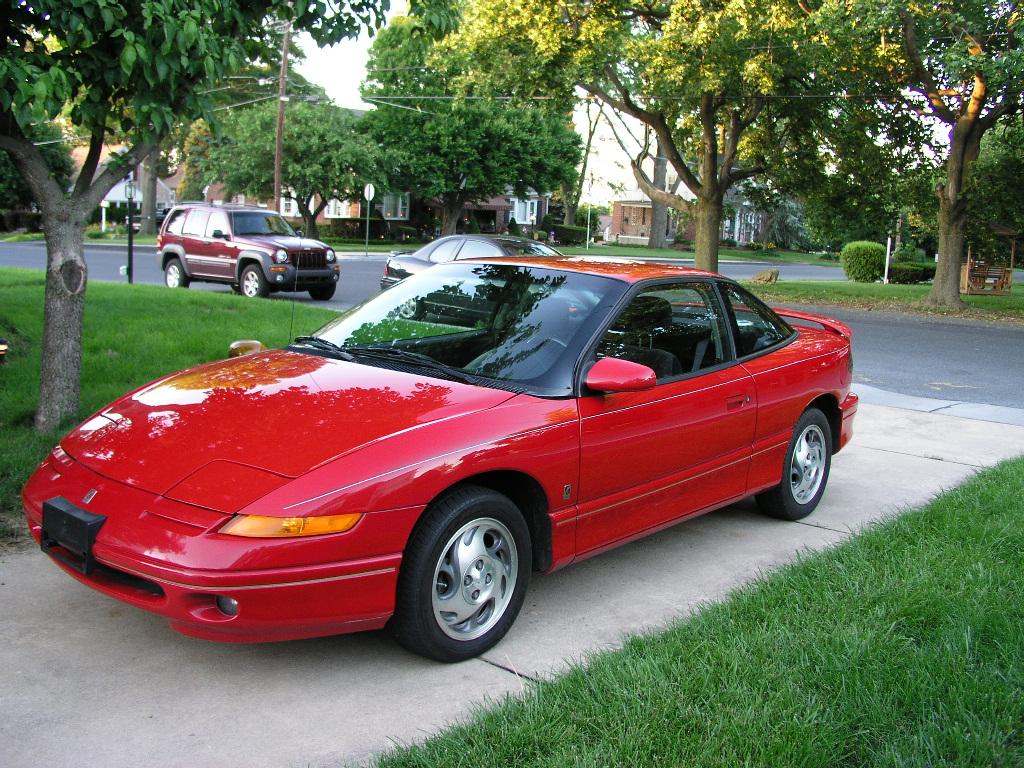 1996 Saturn SC2